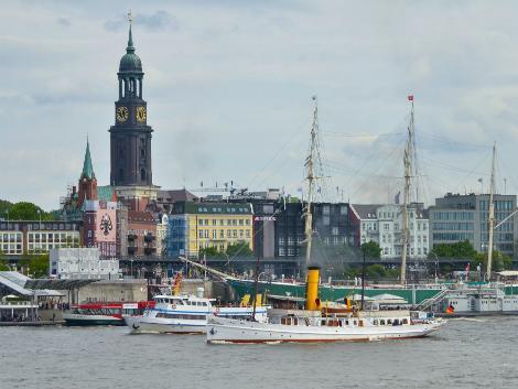 ◇◎ハンブルク:ハンブルク港