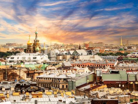 ◇◎サンクトペテルブルク:街並み
