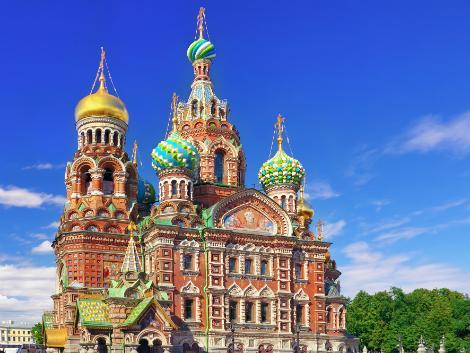 ◇◎サンクトペテルブルク:血の上の救世主教会
