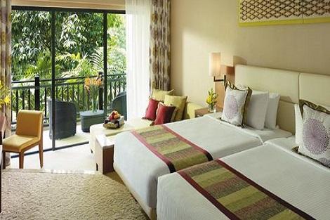 コタキナバル:シャングリラズ ラサ リア リゾート 客室一例