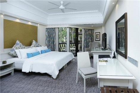 コタキナバル:マジェラン ステラ リゾート 客室一例