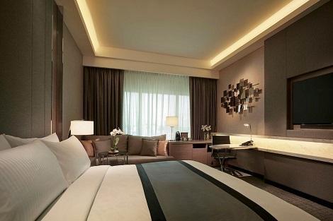 クアラルンプール:JW マリオット ホテル 客室一例