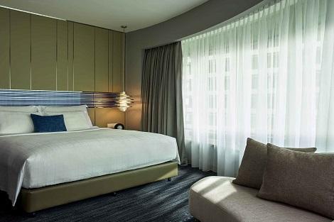 クアラルンプール:プルマン クアラルンプール シティ センター 客室一例