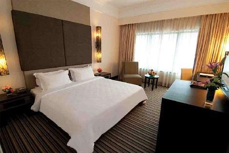クアラルンプール:スイス ガーデン ホテル 客室一例