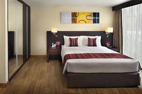 バンコク:ロハス レジデンス スクンビット 客室一例