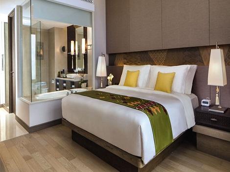 モーベンピック リゾート & スパ ジンバラン 客室一例