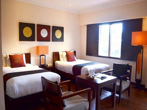 ホテル ニッコー バリ べノア ビーチ デラックスルーム イメージ