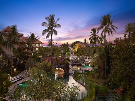 ウェスティン リゾート ヌサドゥア バリ 外観 イメージ