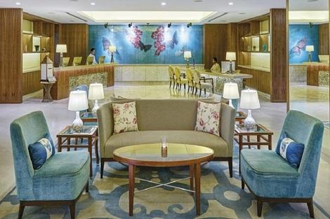 セントーサ島:エクアリアス ホテル ロビー