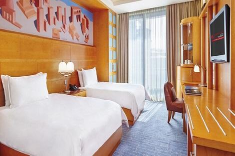 セントーサ島:ホテル マイケル 客室一例