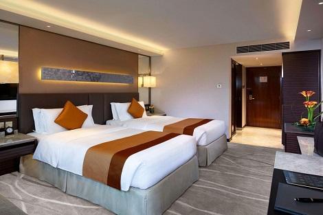 香港:インターコンチネンタル グランド スタンフォード香港 客室一例