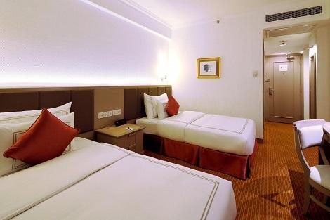 ハノイ:サンウェイ ホテルズ ハノイ 客室一例