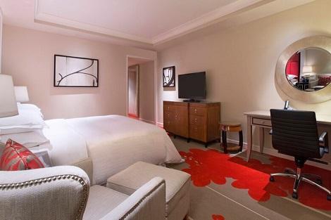マカオ:シェラトン マカオ ホテル コタイ セントラル 客室一例