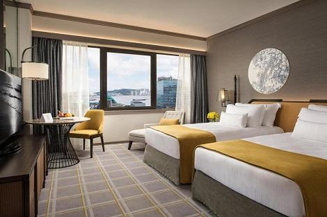 マカオ:グランド ラパ マカオ ホテル 客室一例