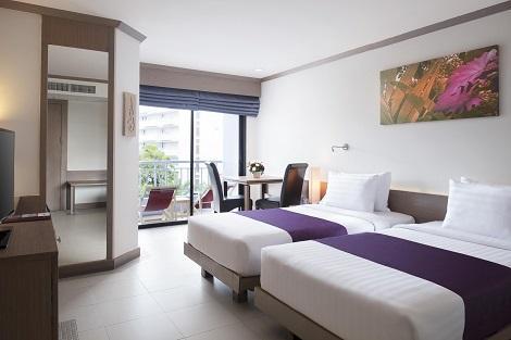 メルキュール ホテル パタヤ スーペリアルーム