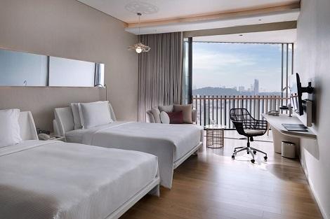 ヒルトン パタヤ ホテル   客室