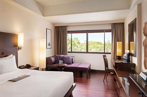ル メリディアン アンコール ホテル 客室イメージ
