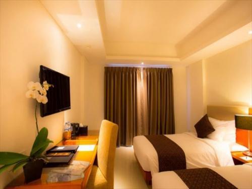 ザ サン ホテル アンド スパ 部屋イメージ