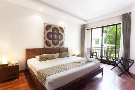 プーケット:アラマンダ  ラグーナ 2ベッドルーム 客室一例