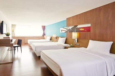 ナライホテル ファミリールームイメージ