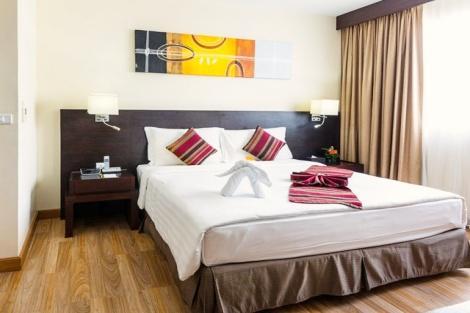 ロハスレジデンス 2ベッドルーム ロハススイート 客室イメージ