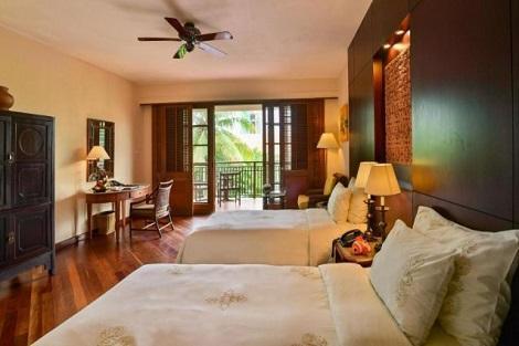 ダナン:フラマリゾート ファミリールーム客室一例