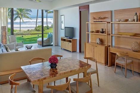 ダナン:ハイアットリージェンシー 2ベッドルームレジデンス 客室一例
