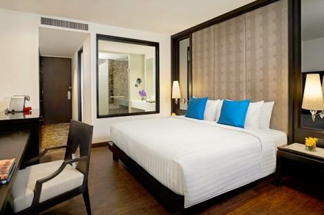 モーベンピック ホテル スクンビット 15 バンコク:エグゼクティブ シティービュー
