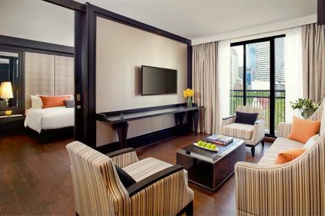 モーベンピック ホテル スクンビット 15 バンコク:エグゼクティブ スイート シティービュー