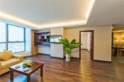 ムオン タン グランド ダナン ホテル:アパートメント