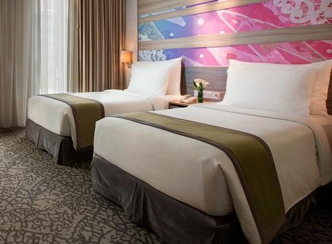 ホテル グランディカ イスカンダールシャー 部屋 イメージ