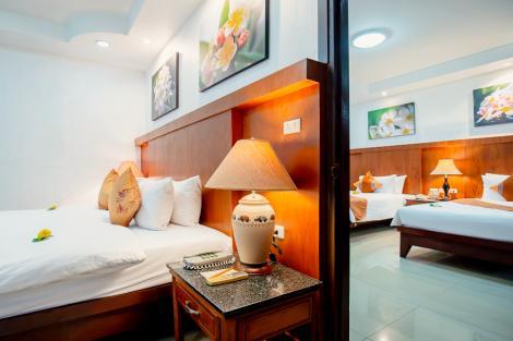 ハイトン リーラヴァディー ホテル 2ベッドルーム