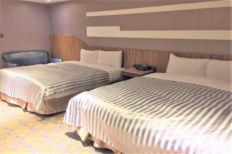 西門大飯店 ファミリールーム 一例