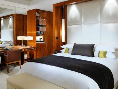 ドバイ:JW マリオット マーキス ホテル ドバイ 客室一例
