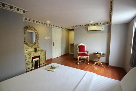 プンホアン ゴールデン ホテル ファミリールーム 客室一例
