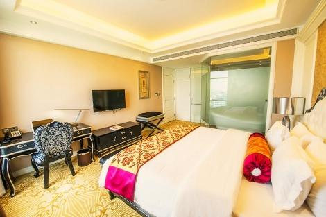 ブリリアントホテル ダナン:2ベッド スウィート アパートメント 客室イメージ