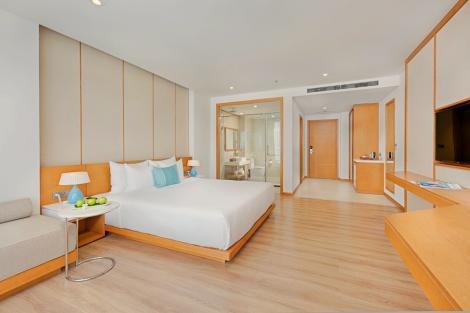 TMS ホテル ダナン ビーチ 客室一例
