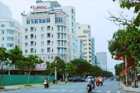 アトランティックホテル 外観