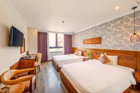 グランド シービュー ホテル 客室一例