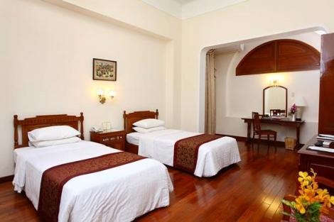 コンチネンタル ホテル 客室一例