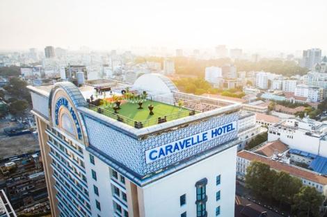 カラベル ホテル 外観