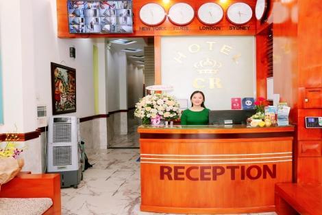 CR ホテル ニャチャン ロビー