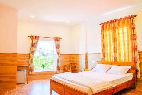 フー ル ホテル 客室一例