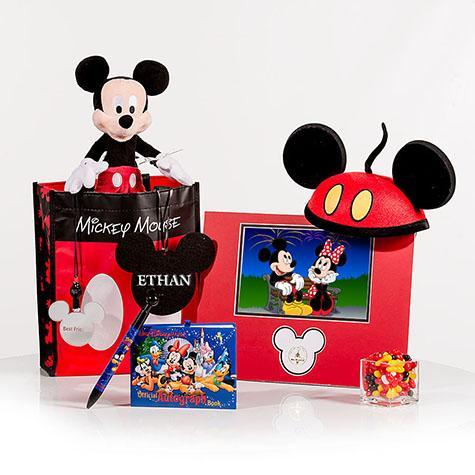 4歳~12歳未満のお子様へディズニーギフトプレゼント(イメージ)