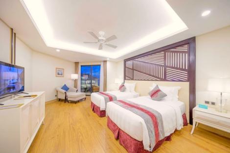 ヴィンパール ホイアン リゾート & ヴィラズ 客室イメージ