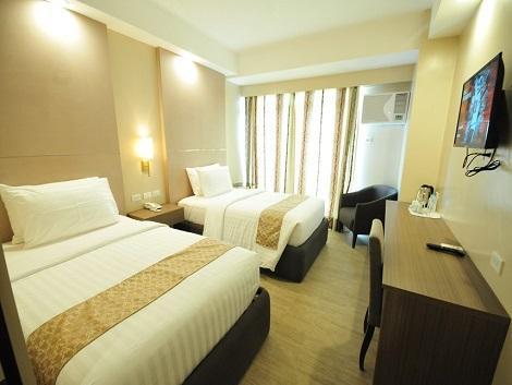 シーシェルホテル 部屋イメージ