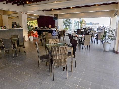 シーシェルホテル レストラン イメージ