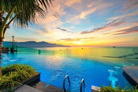 サラ ダナン ビーチ ホテル:プールイメージ