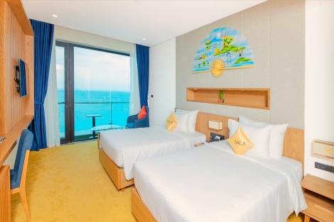 サラ ダナン ビーチ ホテル:客室イメージ