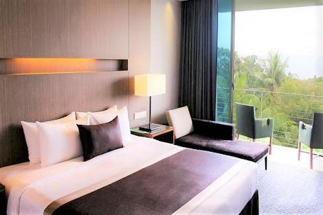 セントーサ島:アマラ サンクチュアリー リゾート セントーサ 客室一例